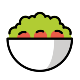 Green Salad on OpenMoji 12.0