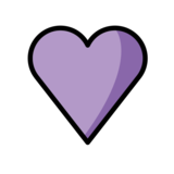 Purple Heart on OpenMoji 12.0