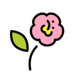 Hibiscus on OpenMoji 12.2