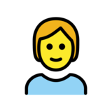 Person on OpenMoji 12.2