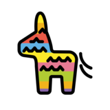 Piñata on OpenMoji 12.2