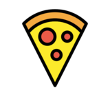 Pizza on OpenMoji 12.2