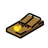 Mouse Trap on OpenMoji 12.3