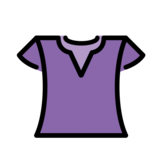 Woman's Clothes on OpenMoji 12.3