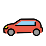 Automobile on OpenMoji 13.0