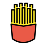 French Fries on OpenMoji 13.0