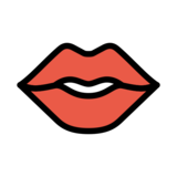 Mouth on OpenMoji 13.0