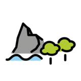 National Park on OpenMoji 13.0