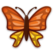 Butterfly on Samsung Experience 8.5