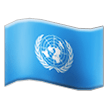 Flag: United Nations on Samsung Experience 8.5