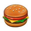 Hamburger on Samsung Experience 8.5