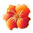 Hibiscus on Samsung Experience 8.5