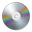 Optical Disk on Samsung Experience 8.5