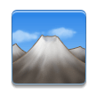 Snow-Capped Mountain on Samsung Experience 8.5