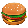 Hamburger on Samsung Experience 9.1