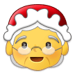 Mrs. Claus on Samsung Experience 9.1