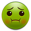 Nauseated Face on Samsung Experience 9.1