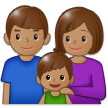 Family, Type-4 on Samsung Experience 9.5