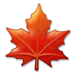 Maple Leaf on Samsung Experience 9.5
