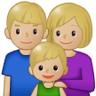 Family, Type-3 on Samsung One UI 1.0
