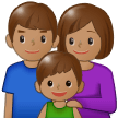 Family, Type-4 on Samsung One UI 1.0