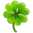 Four Leaf Clover on Samsung One UI 2.0
