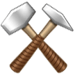 Hammer and Pick on Samsung One UI 2.1