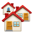 Houses on Samsung One UI 2.1