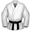 Martial Arts Uniform on Samsung One UI 2.1