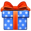 Wrapped Gift on Samsung One UI 3.1.1