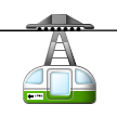 Aerial Tramway on Samsung TouchWiz Nature UX 2