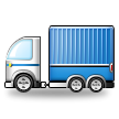 Articulated Lorry on Samsung TouchWiz Nature UX 2