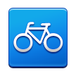 Bicycle on Samsung TouchWiz Nature UX 2