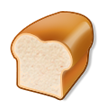 Bread on Samsung TouchWiz Nature UX 2