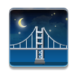 Bridge at Night on Samsung TouchWiz Nature UX 2