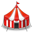 Circus Tent on Samsung TouchWiz Nature UX 2