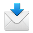Envelope With Arrow on Samsung TouchWiz Nature UX 2