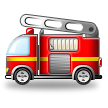Fire Engine on Samsung TouchWiz Nature UX 2