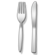 Fork and Knife on Samsung TouchWiz Nature UX 2