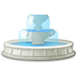 Fountain on Samsung TouchWiz Nature UX 2