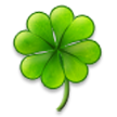 Four Leaf Clover on Samsung TouchWiz Nature UX 2