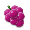 Grapes on Samsung TouchWiz Nature UX 2