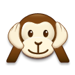 Hear-No-Evil Monkey on Samsung TouchWiz Nature UX 2
