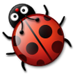Lady Beetle on Samsung TouchWiz Nature UX 2