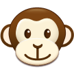 Monkey Face on Samsung TouchWiz Nature UX 2