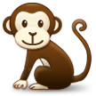 Monkey on Samsung TouchWiz Nature UX 2