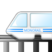 Monorail on Samsung TouchWiz Nature UX 2