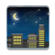 Night With Stars on Samsung TouchWiz Nature UX 2