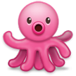 Octopus on Samsung TouchWiz Nature UX 2