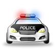 Oncoming Police Car on Samsung TouchWiz Nature UX 2